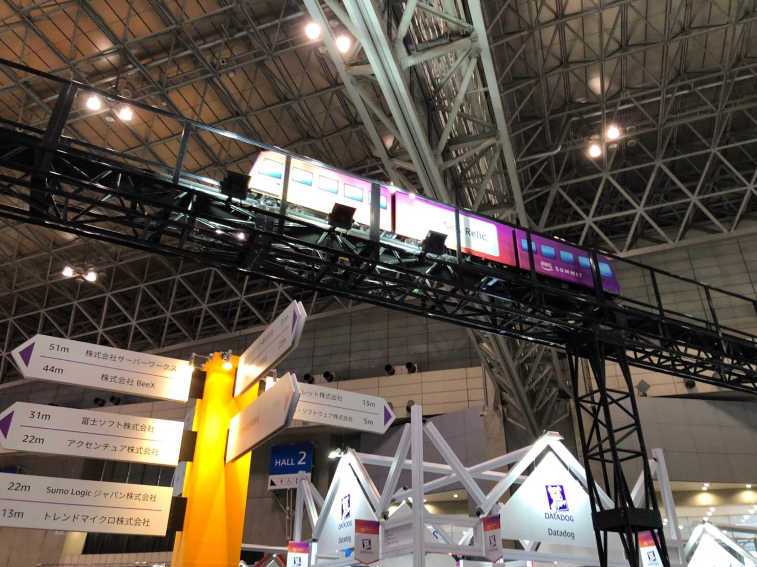 AWS Summit Tokyo 2019 最終日!13:40より、DBマイグレーションのシアターセッションがあります!