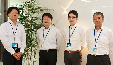 三井物産グローバルロジスティクス株式会社様