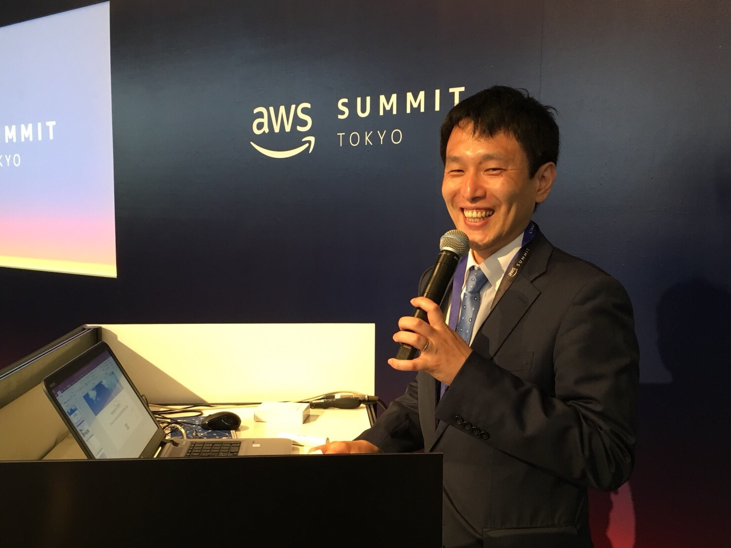 AWS Summit 2018